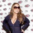 Mariah Carey en février 2010 à Las Vegas