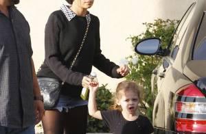 Nicole Richie : Pause sportive et dansée avec sa petite Harlow !