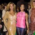 Les soeurs Knowles, Beyoncé et Solange, sont les septièmes du classement Vogue des femmes les mieux habillées.