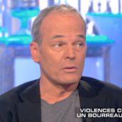 Laurent Baffie raconte les violences conjugales subies par sa maman