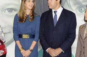 Louis de Bourbon et sa jolie Margarita aussi parfaits que Cristina ou Letizia