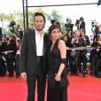 Emmanuelle Beart et son fiancé Michael Cohen