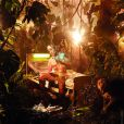 David LaChapelle en mode roi de la jungle pour le calendrier Lavazza 2012