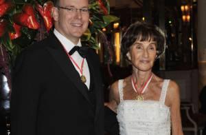 Albert de Monaco : Sans sa Charlene, mais souriant et bien accompagné