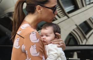 Victoria Beckham : Sa fille Harper est déjà une pro de la mode