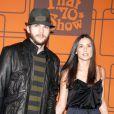 Demi Moore et Ashton Kutcher en mai 2006 à Los Angeles