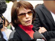 Danielle Mitterrand de nouveau hospitalisée dans un état préoccupant...