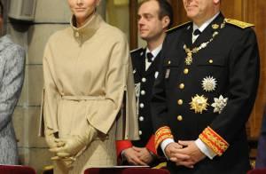 Monaco : Charlene, souriante et hollywoodienne pour sa première fête nationale !