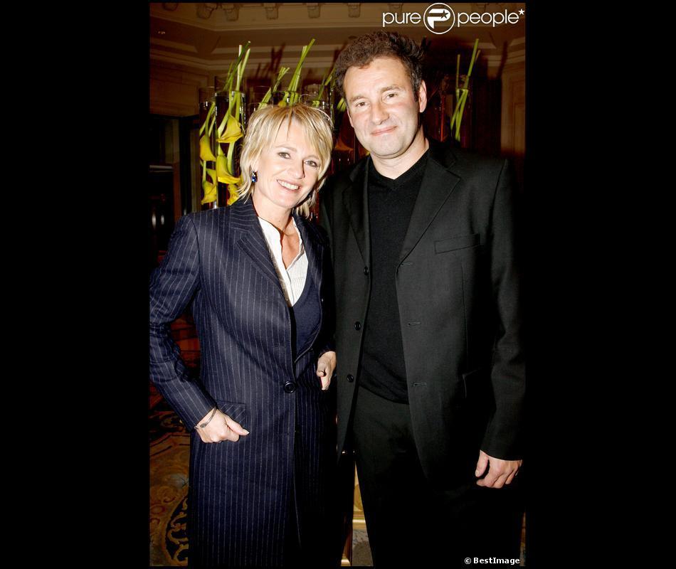 Pierre sled et son pouse sophie davant en novembre 2007 au georges v paris - Sophie jovillard et sa compagne ...
