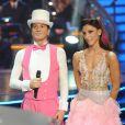 Francis Lalanne et Silvia dans Danse avec les Stars 2 sur TF1