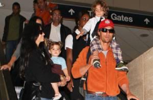 Matthew McConaughey en famille : sa petite Vida est à croquer !