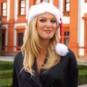 Les Anges les plus sexy de Victoria's Secret fêtent Noël avant l'heure