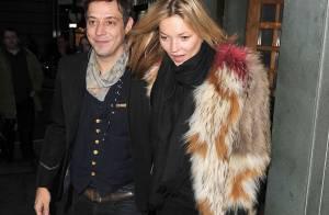 Kate Moss et Jamie Hince : Sortie spéciale pour le couple so in love