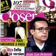 Le magazine Closer en kiosques ce samedi 3 décembre 2011.