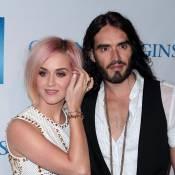 Katy Perry et son Russell Brand : Tendres, pour une fois qu'ils sont réunis