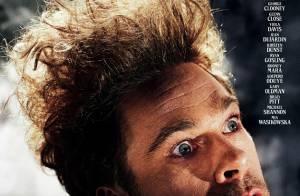 Brad Pitt transformé en fou... aux côtés de Jean Dujardin, boxeur plein de rage