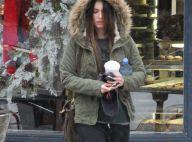 Megan Fox surprise par la pluie en sortant de chez le coiffeur, rien ne va plus