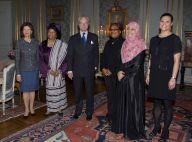 La princesse Victoria tout sourire pour son dernier rendez-vous avec les Nobel