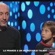 Syl & Sun dans la bande-annonce de La France a un Incroyable Talent, diffusée le mercredi 14 décembre 2011 sur M6