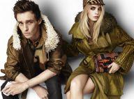 Cara Delevingne et Eddie Redmayne, nouveau it-couple pour le luxe so british
