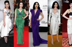 PHOTOS : Toutes les tenues extravagantes de Dita Von Teese...