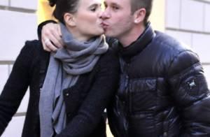 Antonio Cassano et Carolina très amoureux sous les yeux de leur adorable fils