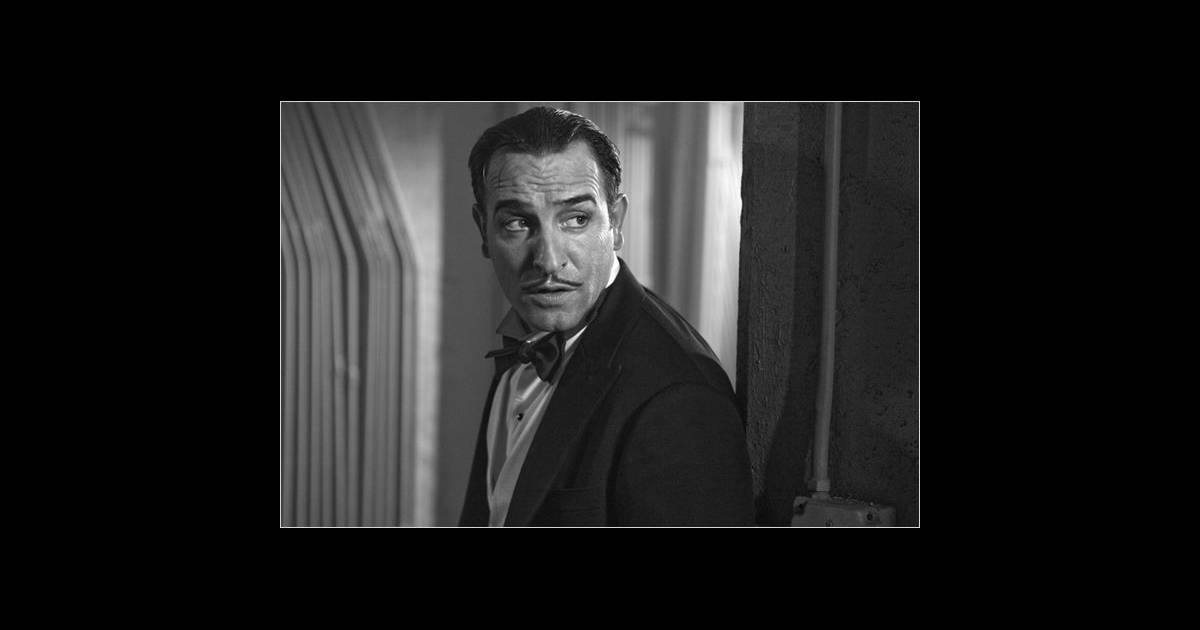 Jean dujardin dans le film the artist for Film de jean du jardin