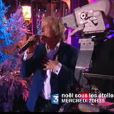 Dave et de nombreux artistes dans Noël sous les étoiles, mercredi 21 décembre 2011 sur France 3