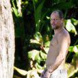 Woody Harrelson en pleine nature