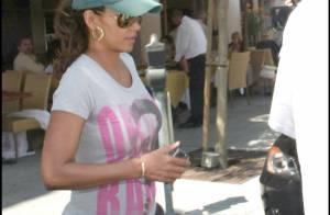 PHOTOS : Halle Berry a presque retrouvé la ligne !