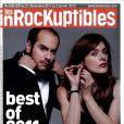 Les Inrockuptibles du 21 décembre 2011