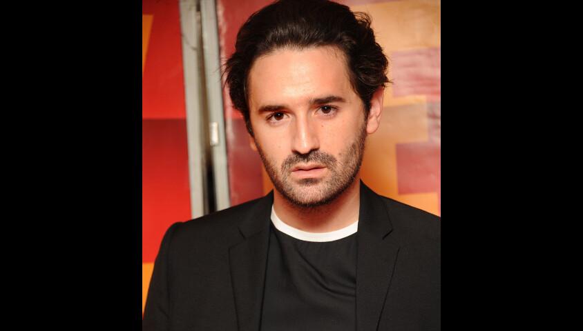 Nicolas Maury lors de l'avant-première du film Let My People Go ! à Paris le 22 décembre 2011