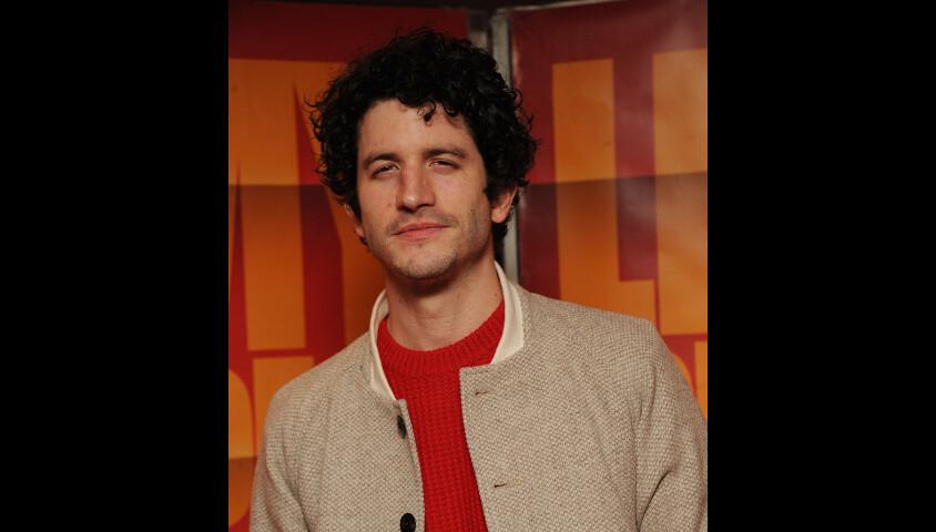 Clément Sibony lors de l'avant-première du film Let My People Go ! à Paris le 22 décembre 2011