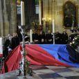 Les funérailles d'Etat de Vaclav Havel à Prague le 23 décembre 2011