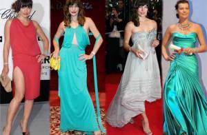 PHOTOS : Toutes les robes sexy de Milla Jovovich !