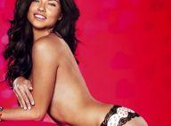 Adriana Lima : le léopard et le rose bonbon n'ont jamais été aussi sexy