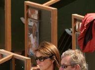 PHOTOS : Cécilia et Richard Attias amoureux à Roland Garros...