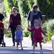 Jennifer Garner, enceinte : Entourée des trois amours de sa vie, elle rayonne