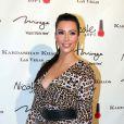 Kim Kardashian à Las Vegas, le 15 décembre 2011.