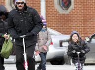 Hugh Jackman : Au côté de son adorable fillette, l'acteur retombe en enfance