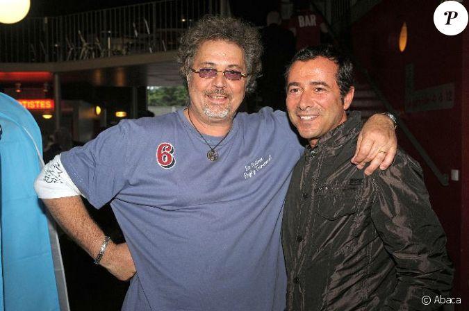 Patrick hernandez et bernard montiel au rtl disco show - Bernard montiel et sa compagne ...