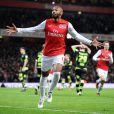 Thierry Henry le 9 janvier 2012 à Londres