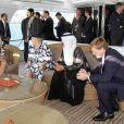 Escale à Dubaï le 9 janvier 2012 pour une rencontre avec le cheikh Mohammed bin Rashid Al Maktoum. La reine Beatrix, le prince Willem-Alexander et la princesse Maxima des Pays-Bas effectuaient les 8 et 9 janvier 2011 une visite officielle dans les Emirats arabes unis.