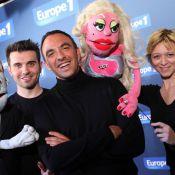 Nikos Aliagas outrageusement dragué par les marionnettes d'Avenue Q