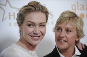 Ellen DeGeneres à la rencontre de la famille de sa future femme, Portia de Rossi