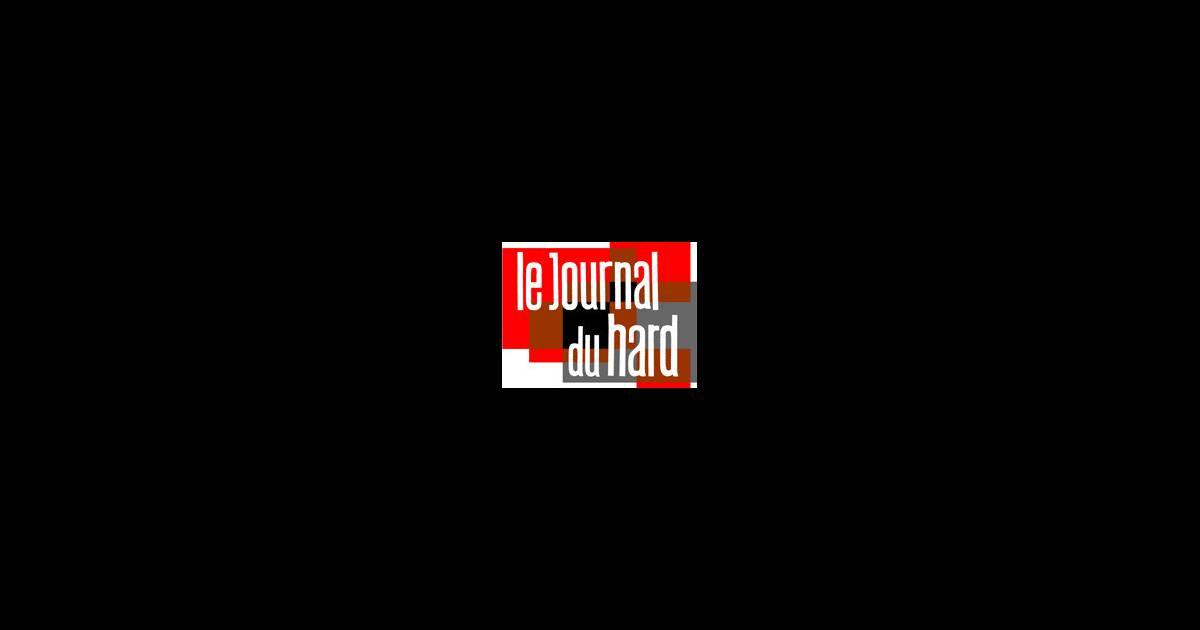 Le journal du hard de canal - Presentateur journal du hard ...