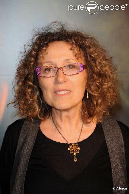 Mireille Dumas en octobre 2011 à Paris