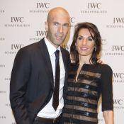 Zinedine Zidane, Boris Becker, soirée glam' avec leurs douces Véronique et Lilly