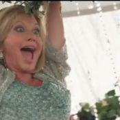 Olivia Newton-John : Débridée pour un mariage rocambolesque