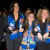 Stéphanie de Monaco et ses filles Pauline et Camille : Soirée 100% girly !